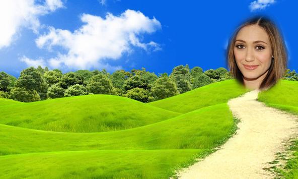 Green Hill Photo Frames New screenshot 3