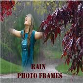 HD Rain Photo Frames icon