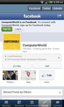 Computer World Romania apk screenshot
