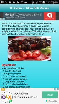 Chef Rida Aftab Recipes apk screenshot