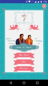 Mahesh Weds Senthu poster