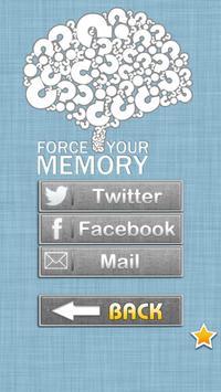 Force Your Memory apk screenshot