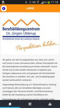 BBZ Ulderup poster