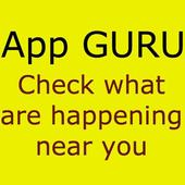 App Guru - Check What others are using around you icon