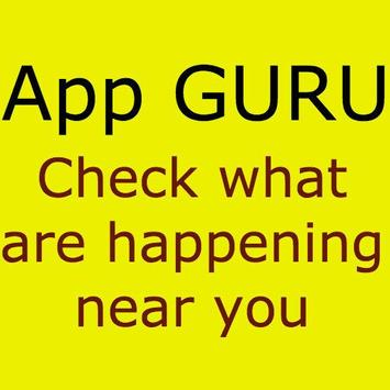 App Guru - Check What others are using around you poster