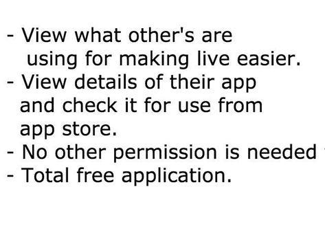 App Guru - Check What others are using around you screenshot 1