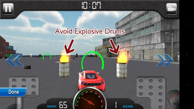 Stunt parking challenge apk screenshot