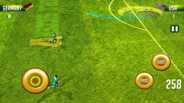 World soccer17 تصوير الشاشة 3