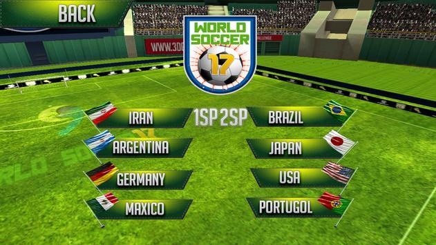World soccer17 screenshot 2