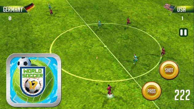 World soccer17 تصوير الشاشة 4