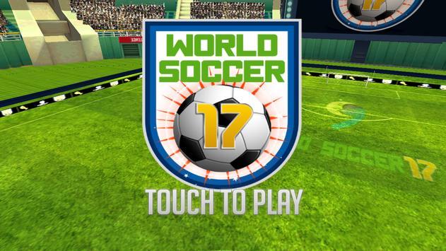 World soccer17 تصوير الشاشة 5