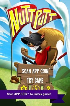 Nutt Putt - App Coin™ poster