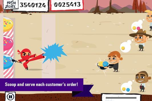 Scoop Ninja - App Coin™ screenshot 1