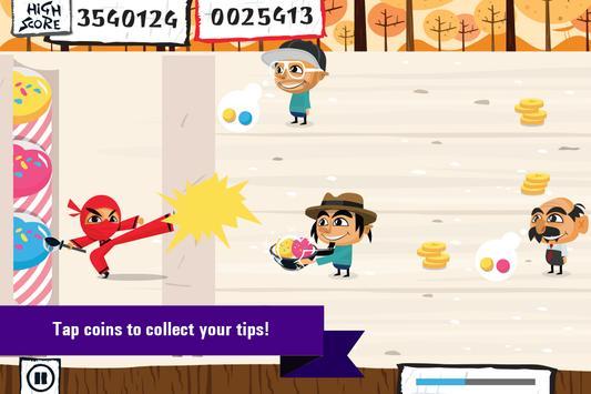 Scoop Ninja - App Coin™ screenshot 2