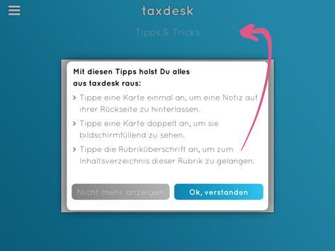 taxdesk apk screenshot