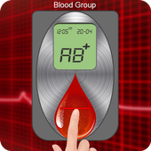 Blood Group Checker Prank icon