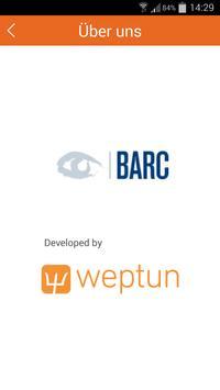 BARC CRM-Tag apk screenshot