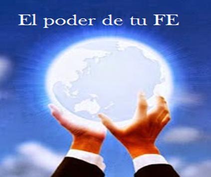 El poder de la FE poster