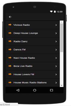 Musica House Gratis screenshot 1