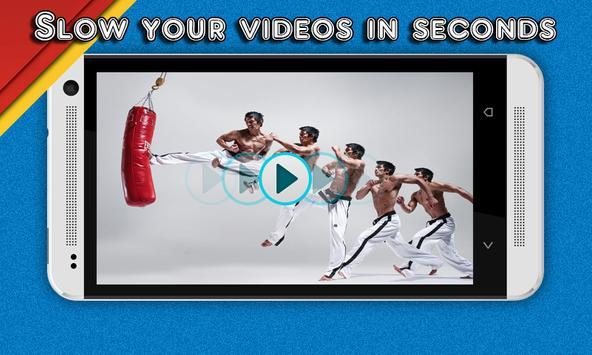 Slow Motion Video FX screenshot 5