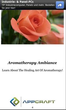 Aromatherapy Ambiance poster