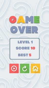 FOUR! Math Game screenshot 2