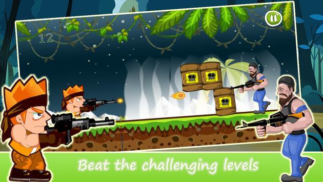 Rush in The revenge Swamp apk screenshot
