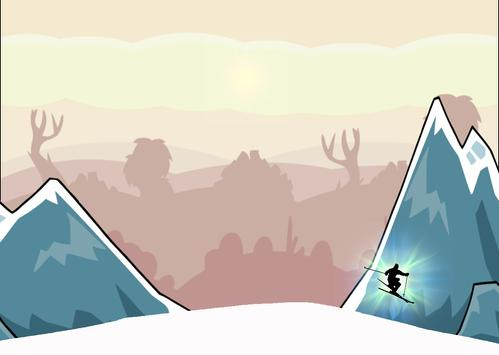 Snowboarder SKater Jump screenshot 3
