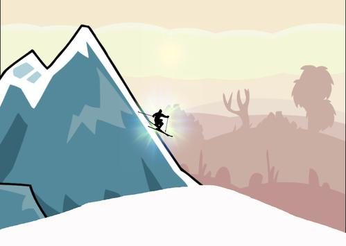 Snowboarder SKater Jump screenshot 4