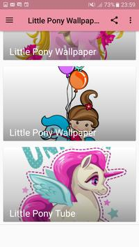 Little Pony Wallpaper Fan App screenshot 2