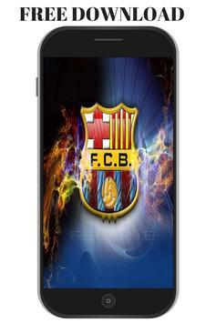 Wallpapers Barcelona Live HD - Messi Wallpaper poster