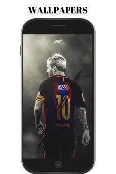 Wallpapers Barcelona Live HD - Messi Wallpaper screenshot 1
