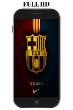 Wallpapers Barcelona Live HD - Messi Wallpaper screenshot 2