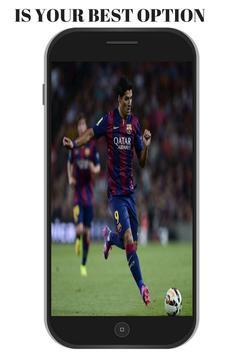 Wallpapers Barcelona Live HD - Messi Wallpaper screenshot 4
