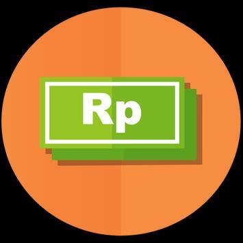 Rupiah Indonesia poster