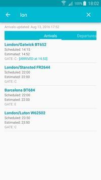 Riga Airport RIX apk screenshot