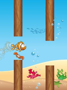 Flappy Fish Jr. apk screenshot