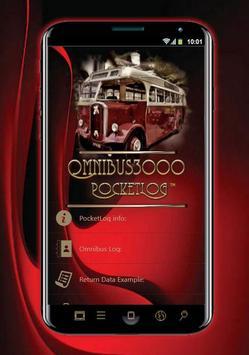 Omnibus3000 PocketLog poster