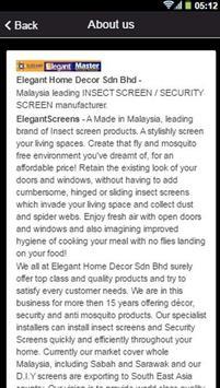 Elegant Screens apk screenshot