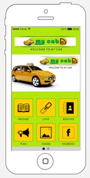 MY CAB - HOSUR screenshot 2