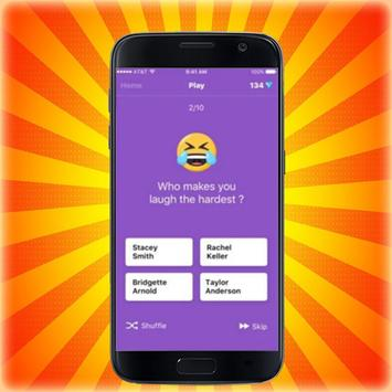 TBH: To Be Honest/You Tell The Truth (Free App) apk screenshot