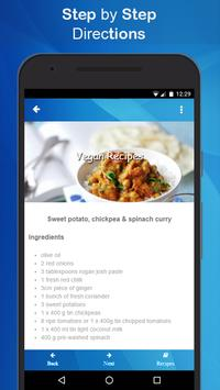Vegan Recipes screenshot 22