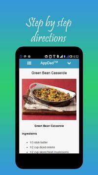 Green Bean Casserole Recipes apk screenshot