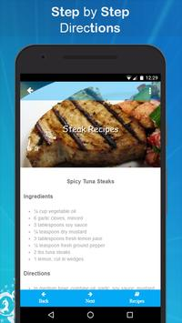 Delicious Steak Recipes apk screenshot