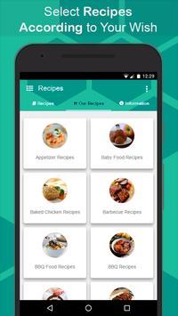 Summer Recipes screenshot 5