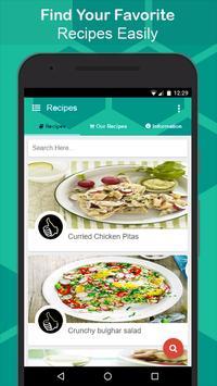 Summer Recipes screenshot 12
