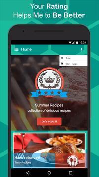 Summer Recipes screenshot 17