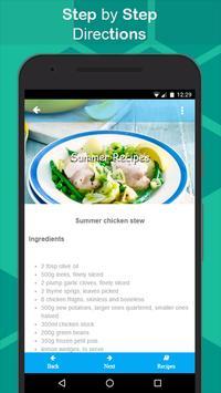 Summer Recipes screenshot 14