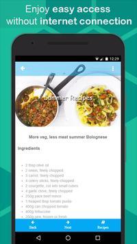 Summer Recipes screenshot 23