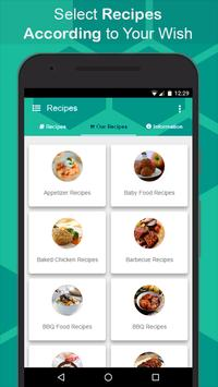 Summer Recipes screenshot 21